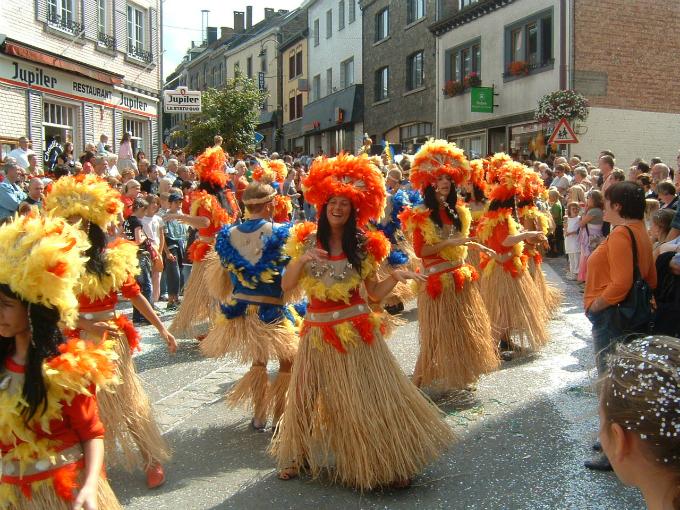 carnaval du soleil